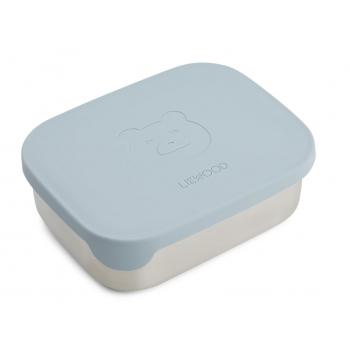 Lunchbox Arthur Mr Bear Sea Blue