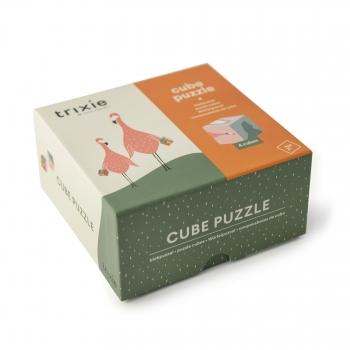 Animal Puzzle Cubes