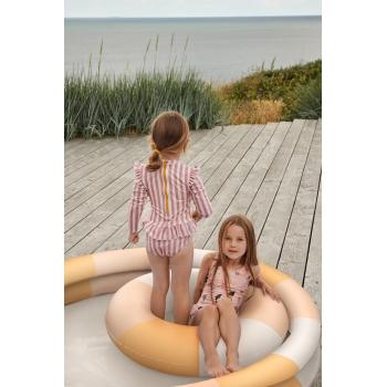 Savannah Peach / Sandy / Yellow Big Pool