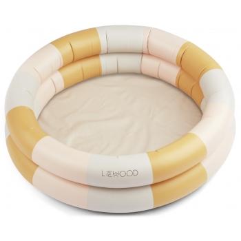 Leonore Peach / Sandy / Yellow Small Pool