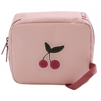 Cherry Insulated Lunch Bag