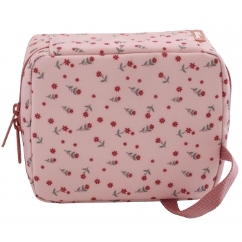 Floral Insulated Lunch Bag