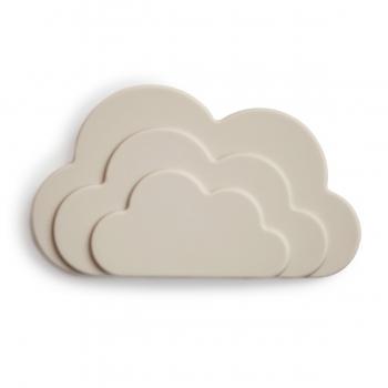 Cloud Teether grey