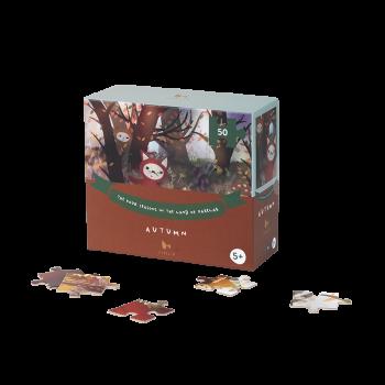 Autumn Puzzle (50 pcs)
