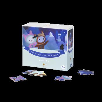 Winter Puzzle (50 pcs)