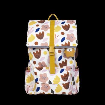 Large Flower Backpack