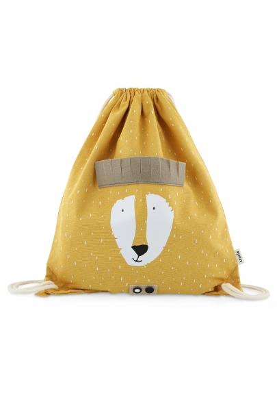 Mr Lion String Bag