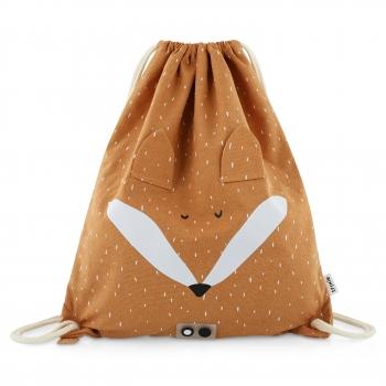 Mr Fox String Bag