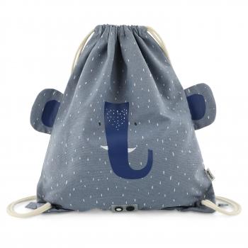 Mrs Elephant String Bag
