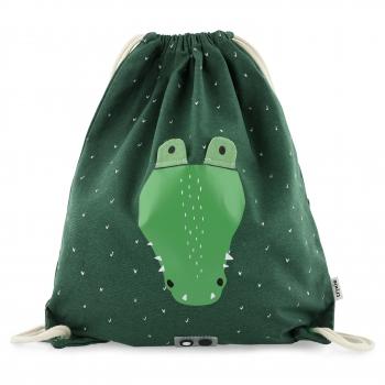 Mr Crocodile String Bag