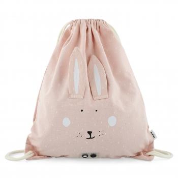 Mrs Rabbit String Bag