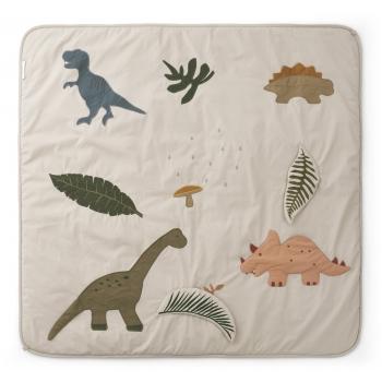 Dino Dark Sandy Activity Blanket Glenn
