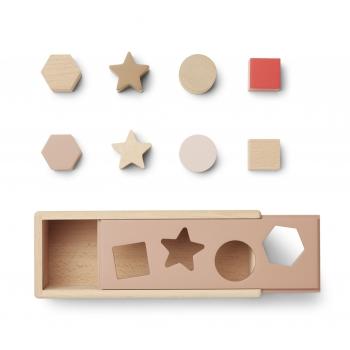 Midas Wooden Tuscany Rose Puzzle Box