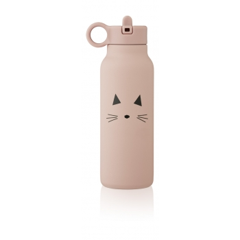 Cat Rose Falk Water Bottle
