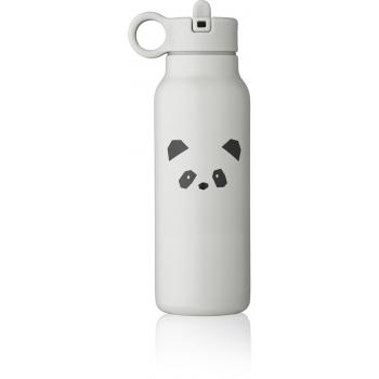 Panda Grey Falk Water Bottle