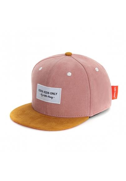 Suede Old Pink Cap
