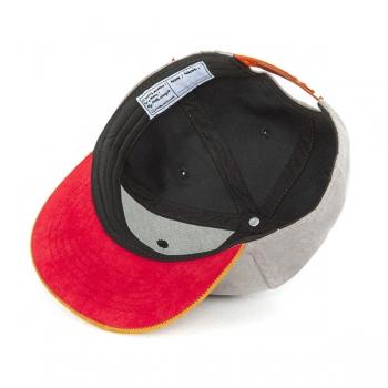 Suede Light Grey Cap