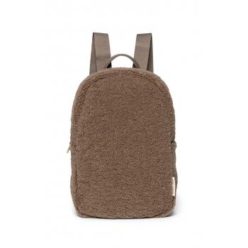 Mini Brown Chunky Teddy Backpack