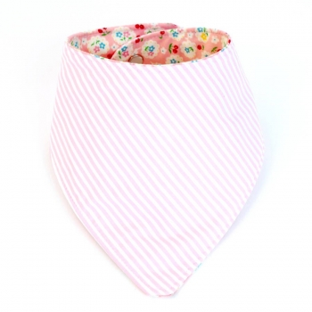 Double Sided Dribble Bib – Cherry Pie