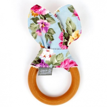 Flower Power Teether