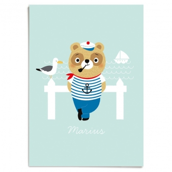 Marius - Sailor Bear...