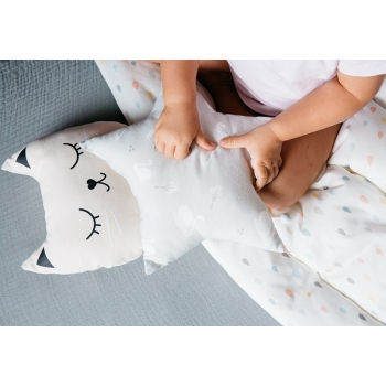 Swan Star Cushion