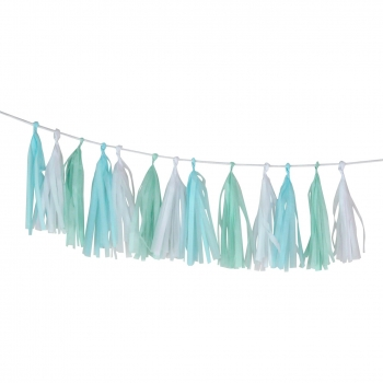 DIY tassel garland - Cool