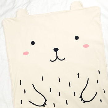 Haru the bear Blanket