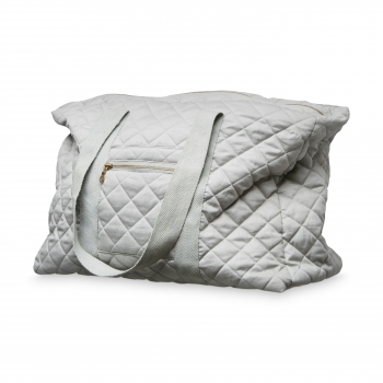 Grey Mummy Bag