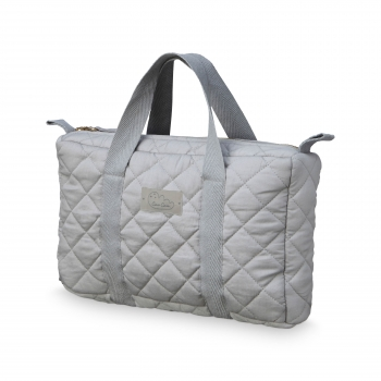 Solid Grey Olivia Bag