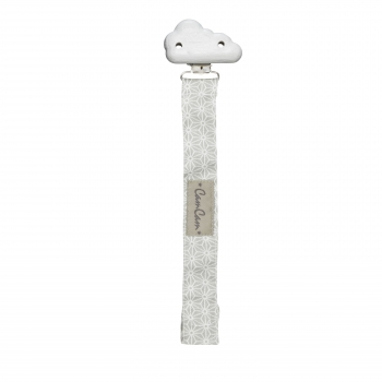 Sashiko Shade Pacifier Holder