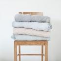 Grey Wave Blanket