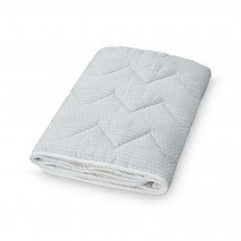 Sashiko Mint Blanket