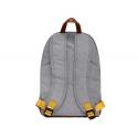 Light Grey / Yellow Backpack