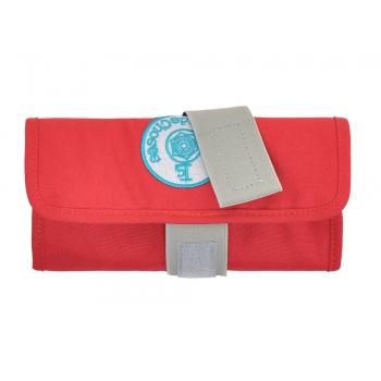 Red / Grey Pencil Case