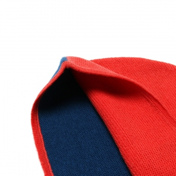 Not just a Scarf - Saphire Blue / Red