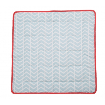Waxed Cotton Outdoor Baby Playmat - This Way That