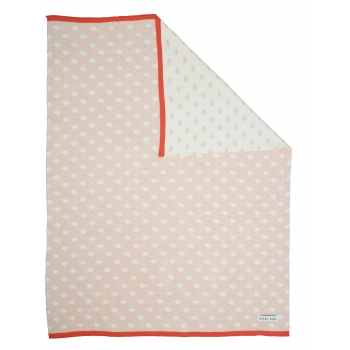 Criss Cross Cotton Blanket