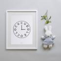 Cuddle O'Clock Poster