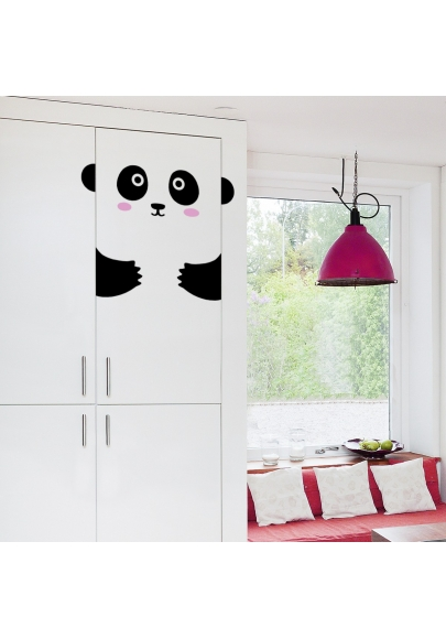 Peppi the Panda Door Friend