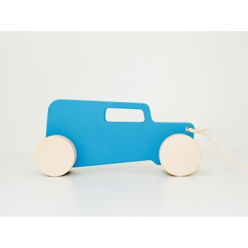 Hot Rod Sedan - Blueboard