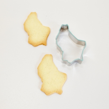 Cookie Cutter Light Blue