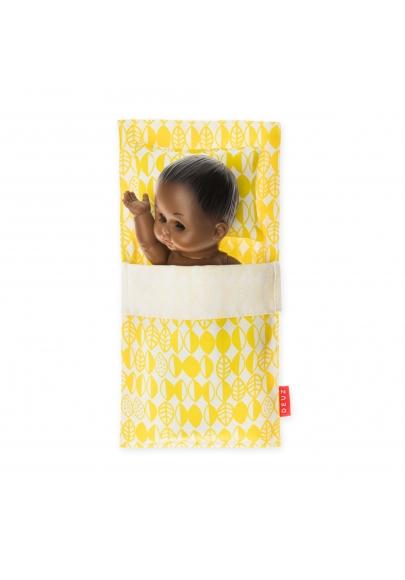 Yellow Mini Beddy Bag