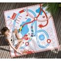 Roads Playmat