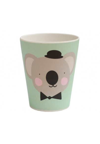 Bamboo Cup - Lovely Animals