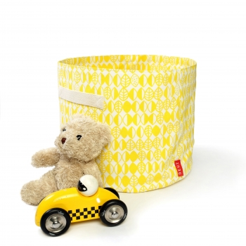 Yellow Storage Basket