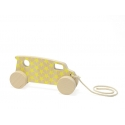 Pull Toy - Chevy Van - Yellow Stars