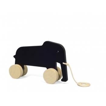 Pull Toy - Eddy the Elephant - Blackboard