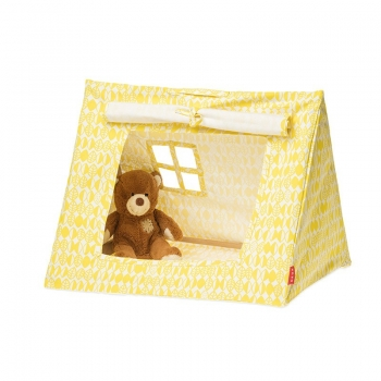 Yellow Mini Tent