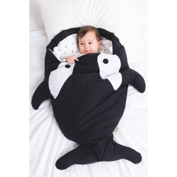 Black Orca Sleeping Bag